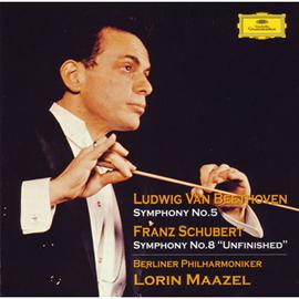ロリン・マゼール - ベートーヴェン: 交響曲第5番《運命》/シューベルト:交響曲第8番《未完成》