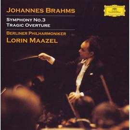 ロリン・マゼール - ブラームス:交響曲第3番、悲劇的序曲