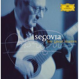 アンドレス・セゴビア - アンドレス・セゴビア―ギターの巨匠