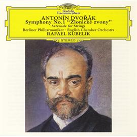 ラファエル・クーベリック - ドヴォルザーク:交響曲 第1番、他