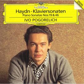 イーヴォ・ポゴレリチ - ハイドン:ピアノ・ソナタ第46番、第19番
