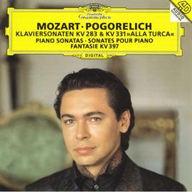 イーヴォ・ポゴレリチ - モーツァルト:ピアノ・ソナタ第11番《トルコ行進曲付》、他
