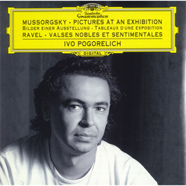 イーヴォ・ポゴレリチ - ムソルグスキー:組曲《展覧会の絵》、他