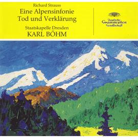 カール・ベーム - R.シュトラウス:アルプス交響曲、他