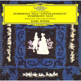 カール・ベーム - シューベルト:交響曲第8番&9番