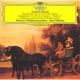 カール・ベーム - ハイドン:交響曲 第91番&第92番、他