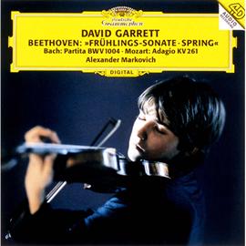デイヴィッド・ギャレット - ベートーヴェン:ヴァイオリン・ソナタ第5番《スプリング》他