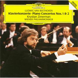 クリスティアン・ツィマーマン - ベートーヴェン:ピアノ協奏曲第1番・第2番