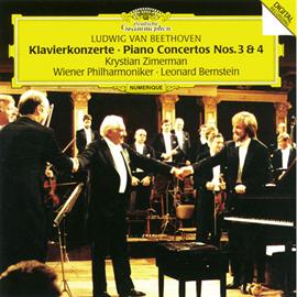 クリスティアン・ツィマーマン - ベートーヴェン:ピアノ協奏曲第3番・第4番