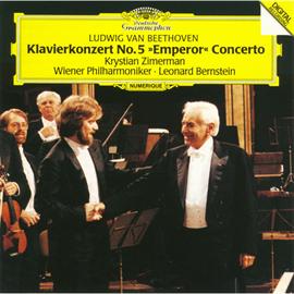 クリスティアン・ツィマーマン - ベートーヴェン:ピアノ協奏曲第5番《皇帝》