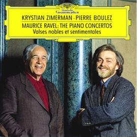 クリスティアン・ツィマーマン - ラヴェル:ピアノ協奏曲、他