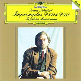 クリスティアン・ツィマーマン - シューベルト:4つの即興曲D899&D935