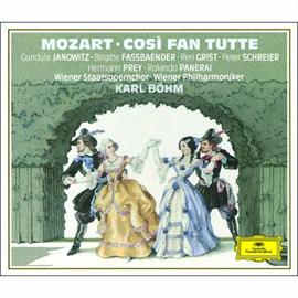 カール・ベーム - モーツァルト:歌劇《コシ・ファン・トゥッテ》