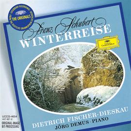 ディートリヒ・フィッシャー=ディースカウ - シューベルト:歌曲集《冬の旅》