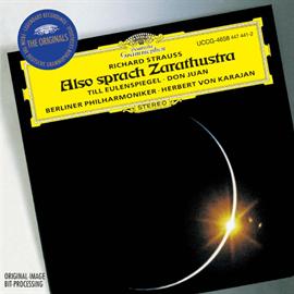 ヘルベルト・フォン・カラヤン - R.シュトラウス:交響詩《ツァラトゥストラはかく語りき》《ティル・オイレンシュピーゲルの愉快ないたずら》《ドン・ファン》他