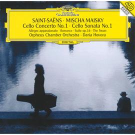 ミッシャ・マイスキー - サン=サーンス:チェロ協奏曲第1番、他
