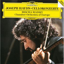 ミッシャ・マイスキー - ハイドン:チェロ協奏曲集