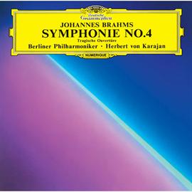 ヘルベルト・フォン・カラヤン - ブラームス:交響曲第4番、悲劇的序曲