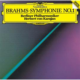 ヘルベルト・フォン・カラヤン - ブラームス:交響曲第1番、ハイドンの主題による変奏曲
