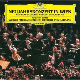 ヘルベルト・フォン・カラヤン - ニューイヤー・コンサート ライヴ1987