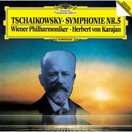 ヘルベルト・フォン・カラヤン - チャイコフスキー:交響曲第5番