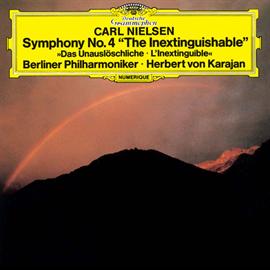 ヘルベルト・フォン・カラヤン - ニールセン:交響曲第4番《不滅》