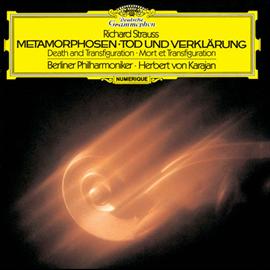 ヘルベルト・フォン・カラヤン - R.シュトラウス:メタモルフォーゼン、交響詩《死と浄化》