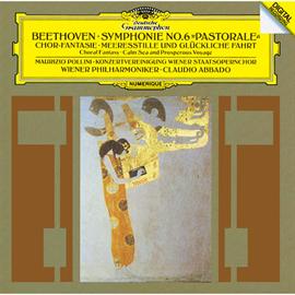 クラウディオ・アバド - ベートーヴェン:交響曲第6番《田園》、カンタ-タ《海上の凪と成功した航海》、合唱幻想曲