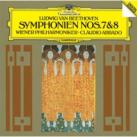 クラウディオ・アバド - ベートーヴェン:交響曲第7番&第8番