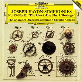 クラウディオ・アバド - ハイドン:交響曲第93番&第101番《時計》