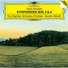 クラウディオ・アバド - シューベルト:交響曲第5番&第6番