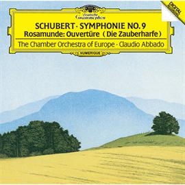 クラウディオ・アバド - シューベルト:交響曲第9番《ザ・グレイト》、他