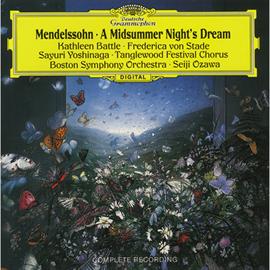 小澤征爾 - メンデルスゾーン:劇音楽《真夏の夜の夢》