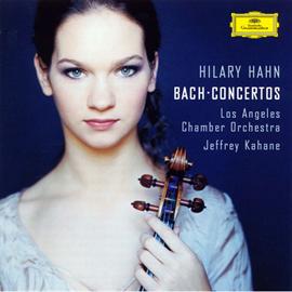 ヒラリー・ハーン - J.S.バッハ:ヴァイオリン協奏曲第1、2番