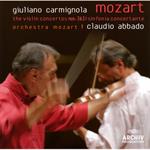 モーツァルト:ヴァイオリン協奏曲第3番、第5番、協奏交響曲