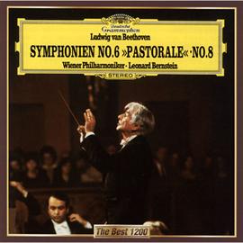 レナード・バーンスタイン - ベートーヴェン:交響曲第6番《田園》、第8番