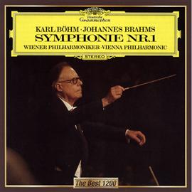 カール・ベーム - ブラームス:交響曲第1番、ハイドンの主題による変奏曲