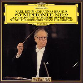 カール・ベーム - ブラームス:交響曲第2番、アルト ラプソディ、悲劇的序曲