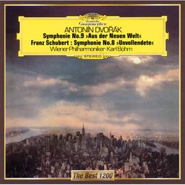 カール・ベーム - ドヴォルザーク:交響曲第9番《新世界より》、シューベルト:交響曲第8番《未完成》