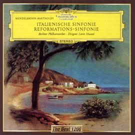 ロリン・マゼール - メンデルスゾーン:交響曲第4番《イタリア》、第5番《宗教改革》