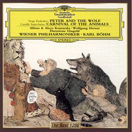 カール・ベーム - サン=サーンス:組曲《動物の謝肉祭》、プロコフィエフ:《ピーターと狼》