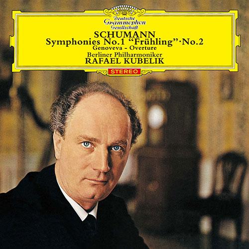 シューマン:交響曲第1番、第2番...