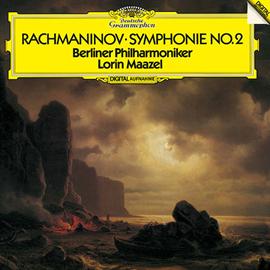 ロリン・マゼール - ラフマニノフ:交響曲第2番、交響詩《死の島》