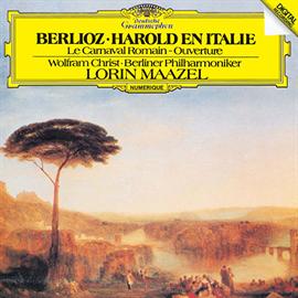 ロリン・マゼール - ベルリオーズ:交響曲《イタリアのハロルド》、序曲《ローマの謝肉祭》