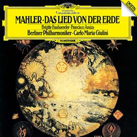 カルロ・マリア・ジュリーニ - マーラー:交響曲《大地の歌》