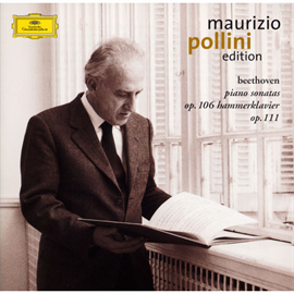 マウリツィオ・ポリーニ - ベートーヴェン:ピアノ・ソナタ第29番《ハンマークラヴィーア》・第32番