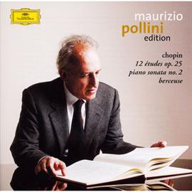 マウリツィオ・ポリーニ - ショパン:ピアノ・ソナタ第2番、12の練習曲、子守歌