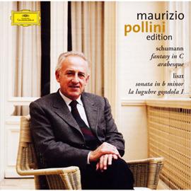 マウリツィオ・ポリーニ - リスト:ピアノ・ソナタロ短調、シューマン:幻想曲、アラベスク