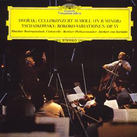 ムスティスラフ・ロストロポーヴィチ - ドヴォルザーク:チェロ協奏曲