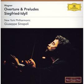 ジュゼッペ・シノーポリ - ワーグナー:序曲・前奏曲集